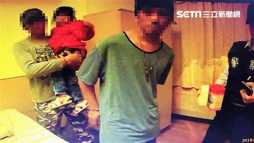 黃男投靠前女友仍繼續吸毒,警方接獲線報將他逮捕,訊後依毒品罪移送法辦(翻攝畫面)