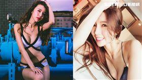 ▲高人氣直播主劉子瑜列「美貌價目表」引發爭議。(圖/三立)