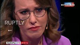 俄選女飆淚1600
