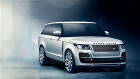 Range Rover SV Coupé。(圖/Land Rover提供)