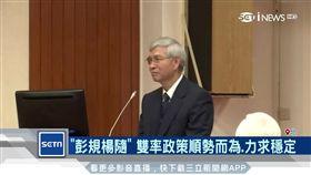 新央行總裁首赴立院備詢 藍委評不及格