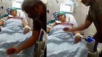 印度醫生乳癌手術失敗,找巫醫「驅魔」(圖/翻攝自網路)