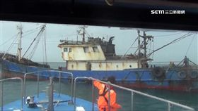 陸船越界捕撈! 新竹海巡強勢登船偵辦