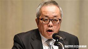 行政院副院長施俊吉召開中國大陸惠台31項措施因應記者會。 圖/記者林敬旻攝