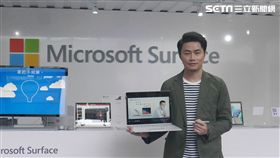 葉立斌攝 微軟 Surface Studio Surface Book 2