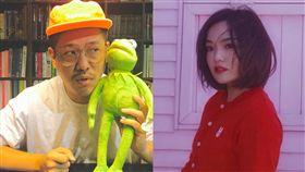 徐佳瑩,比爾賈,/翻攝自臉書、微博