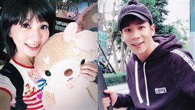 香蕉哥哥,林掄元,簡皎竹,草莓姐姐,/翻攝自臉書