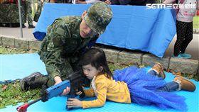 國防部,336愛奇兒日,表演,國軍,官兵,市民,空軍,軍樂隊  記者邱榮吉攝影