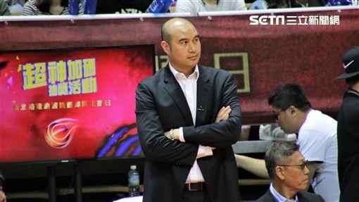 SBL裕隆總教練魏永泰(圖/記者劉家維攝)