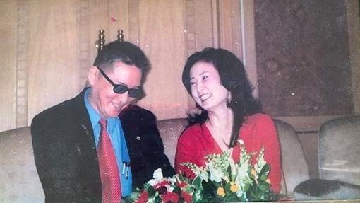 李敖與女兒李文 圖/翻攝自李文臉書