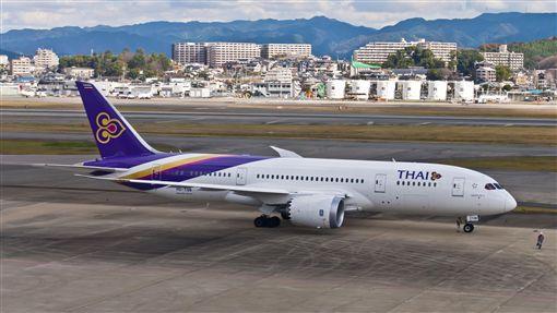 Thai Airways,泰航,泰國航空,787客機,波音 圖/翻攝自維基百科