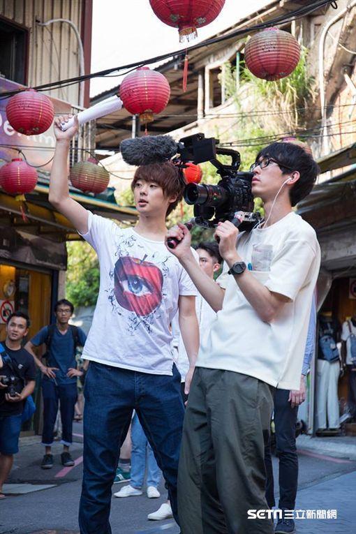電影再一次台灣見劇照(圖/蜜蜂工房提供)