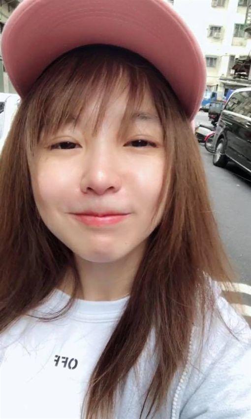 郭書瑤,瑤瑤,素顏/翻攝自臉書
