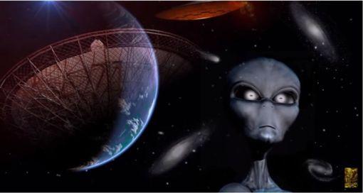 「快速電波爆發」強訊號,外星人疑要接觸地球/UFOmania - The truth is out there YouTube