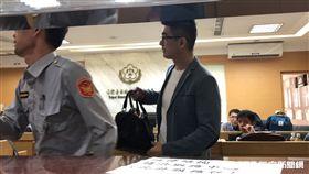邵昕酒駕交保/記者潘千詩攝影