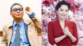 李敖,林青霞/翻攝自臉書
