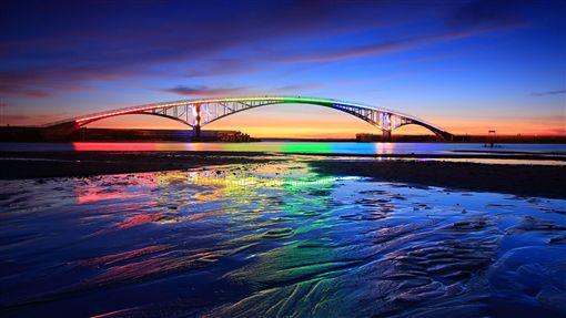 ▲西瀛虹橋。(圖/澎湖國家風景區管理處)