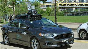 Uber自駕車,自動駕駛車(圖/翻攝自Uber官網)