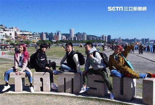南韓女團,EXID,哈妮,窮遊豪華團,朴明洙,鄭俊英,淡水