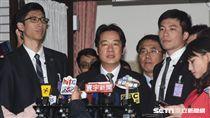 行政院長賴清德出席立法院施政報告質詢。 圖/記者林敬旻攝
