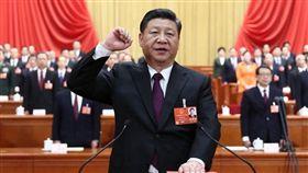 習近平,今(20)日在第13屆全國人大第一次會議的閉幕會上發表長篇演說/新華網