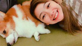邵庭認為貓狗就像是家人,養了就要好好照顧他們。(圖/翻攝自臉書)