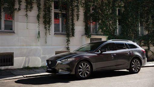 All-New Mazda6 Wagon。(圖/翻攝Mazda網站)