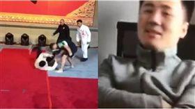 格鬥狂人,徐曉冬,詠春拳,丁浩,內傷 圖/翻攝自微博