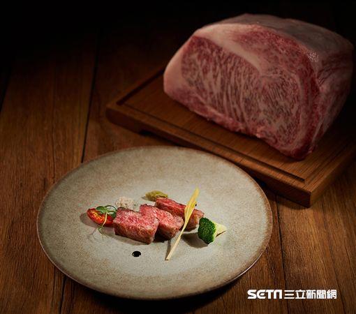 日本A5和牛,美福大飯店,吃到飽,Buffet。(圖/EZTABLE提供)