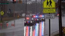 美國馬里蘭州今天上午傳出校園槍擊事件_路透