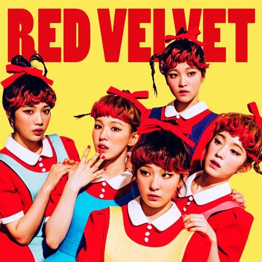 Red Velvet/翻攝自Red Velvet臉書