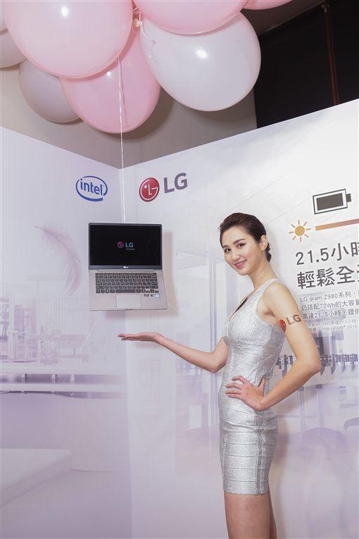 輕、續、耐!LG gram注視登台 引領未來筆電新風潮(業配)
