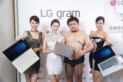 輕、續、耐!LG gram注視登台 引領將來筆電新風潮(業配)