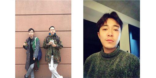青峰日前po出4年前暴瘦40公斤的相片。(圖/翻攝自臉書)