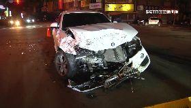 BMW撞落跑0.600