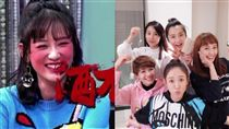 陳喬恩,賴薇如,趙小僑,王少偉,GINO/翻攝自賴薇如臉書,微博