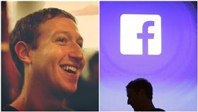 臉書,facebook,祖克柏,Mark Zuckerberg,個資,心裡測驗,個資外洩/達志影像/美聯社