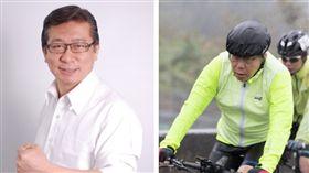 驚!台北市長選舉網路民調 「他」成黑馬大勝柯文哲4倍多(圖/翻攝自兩人臉書)