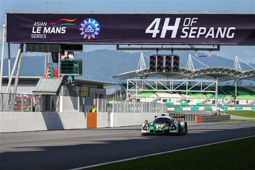 Asian Le Mans亞洲最高級別耐久賽 台灣車手海外爭光