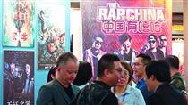 未來台灣影劇恐沒國歌沒國旗 台詞聽不到民主自由?(勿用)