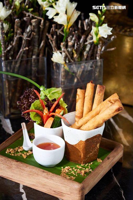 餐飲,米其林,美食,泰國品牌,曼谷NARA,清邁,泰式餐廳,Woo TAIWAN