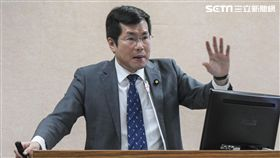 立法委員羅致政 圖/記者林敬旻攝