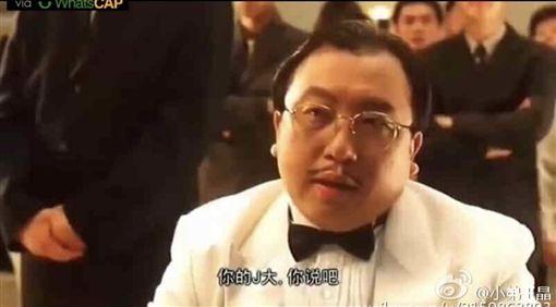 王晶轟網路電影無恥,翻攝自微博