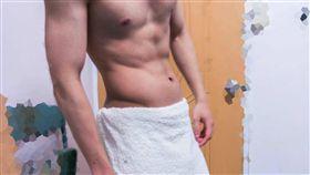 浴巾(圖/翻攝Dcard)