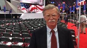 美國國家安全顧問約翰波頓,John Bolton_推特 https://twitter.com/AmbJohnBolton/media