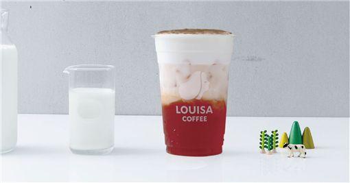 路易莎員工大推店內5款飲料,還透露這些隱藏版必喝。(圖/翻攝路易莎臉書)