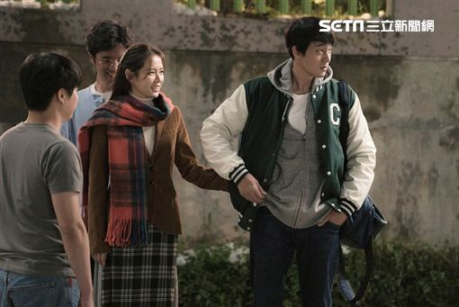 蘇志燮,孫藝真,雨妳再次相遇/車庫娛樂提供