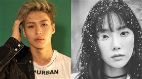 SHINee,泰民,太妍,少女時代/亞士傳媒Asia Media提供