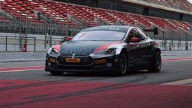 電動賽車不止於Formula-E Tesla Model S P100D也要跑FIA比賽(圖/車訊網)