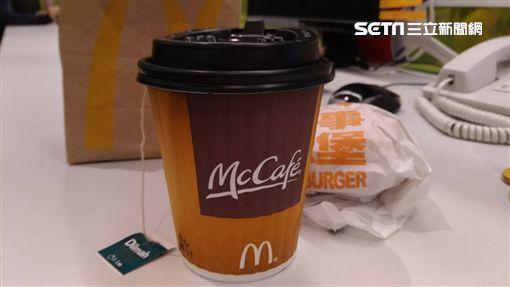 麥當勞焦糖奶茶